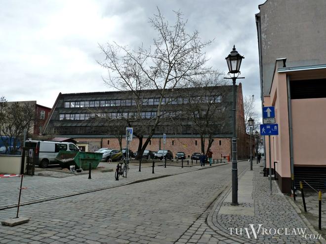Kontraruch rowerowy wprowadzono m.in. na ulicy Menniczej