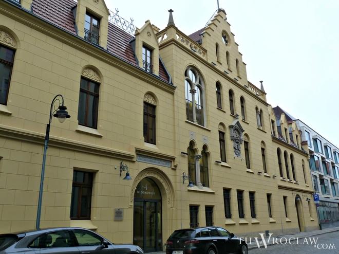 Remont pałacu Ballestremów przy ulicy Włodkowica dobiegł końca