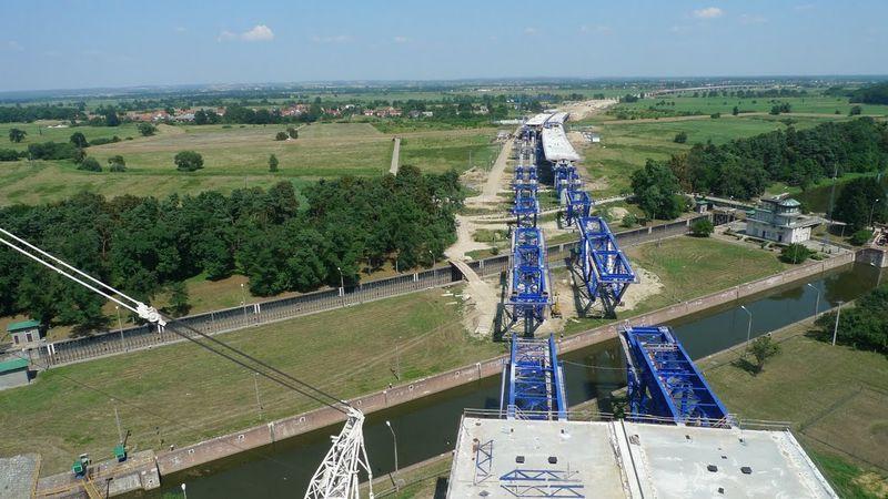 Most rędziński to jedna z inwestycji GDDKiA.