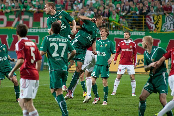 Niektórych piłkarzy Śląska możemy już nie zobaczyć w zielono-biało-czerwonych barwach