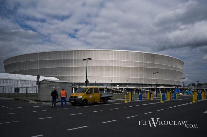 Szkody, jakie UEFA wyrządziła na Stadionie Miejskim wstępnie wyceniane są na 400 tys. zł