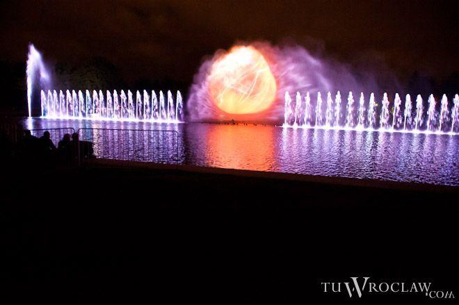 Nowy pokaz specjalny fontanny szykowany jest na drugą połowę maja