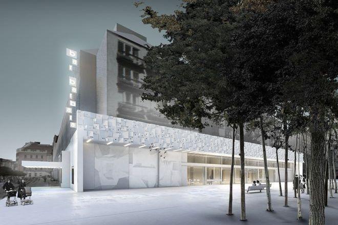 Tak będzie wyglądała siedziba ESK przy ul. Świdnickiej w legendarnym Barze Barbara