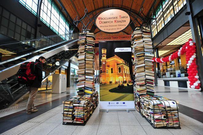 Poprzednia edycja na dworcu Wrocław Główny cieszyła się popularnością wśród wrocławian