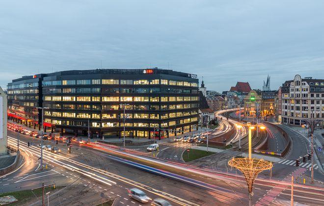 Szwajcarski bank UBS otworzył w biurowcu Dominikański centrum usług biznesowych