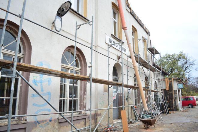 Budynek zostanie docieplony i będzie miał nową elewację