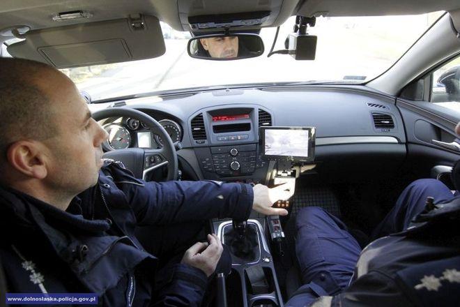 Policja prowadziła szeroko zakrojone działa na całym Dolnym Śląsku