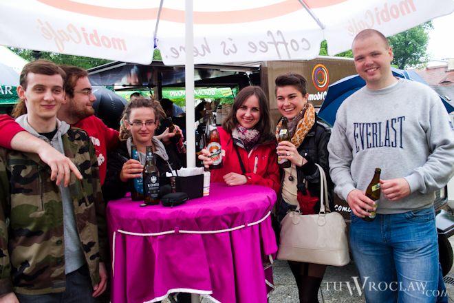 Piwny festiwal w tym roku znów odbędzie się na Stadionie Wrocław