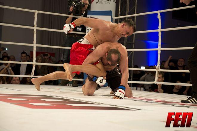 Wojciech Bartnik swój pojedynek wygrał