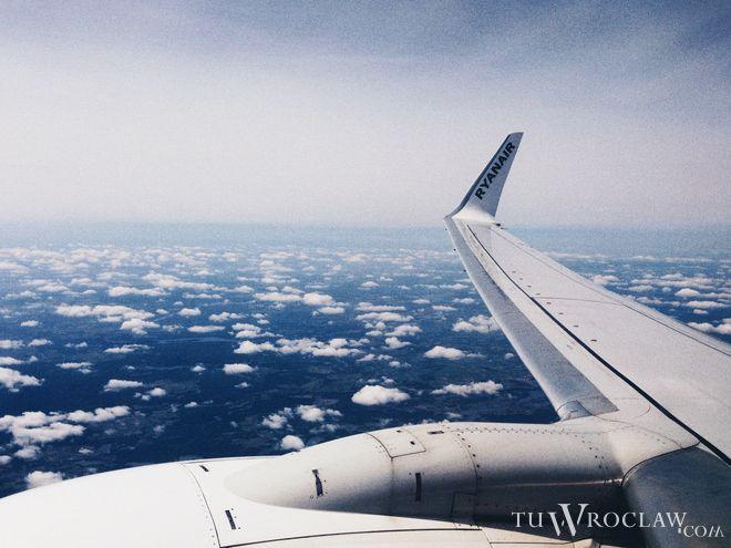 Wrocławianie chętnie podróżują po Europie samolotem