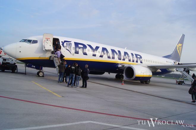 Ryanair szuka informatyków chętnych do pracy w Dublinie, a także mechaników