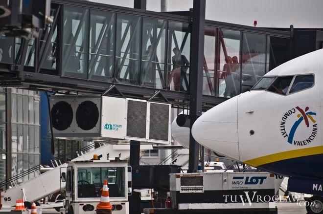 Samolot staje się coraz częściej wybieranym środkiem transportu
