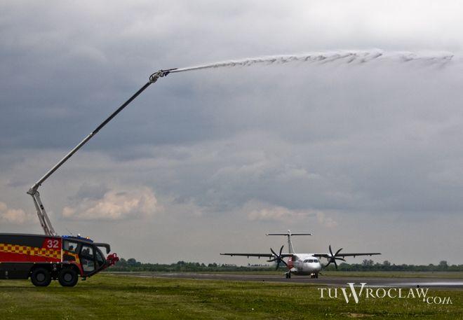 Pasażerów na wrocławskim lotnisku przybywa od kilku lat