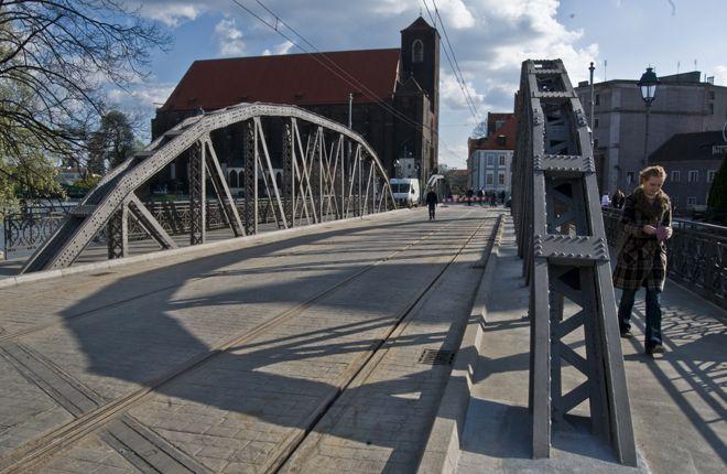 Odnowione mosty są już gotowe
