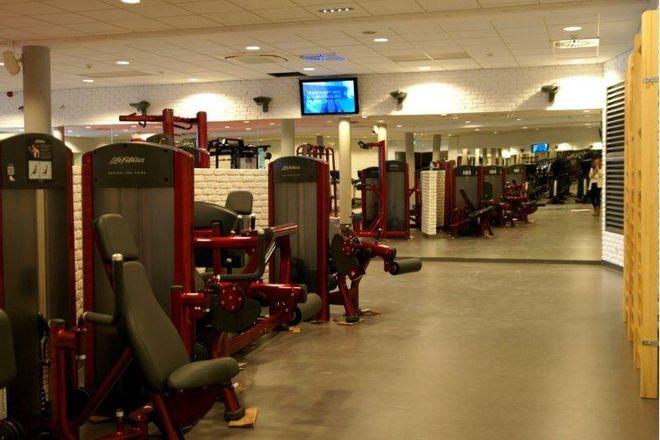 Strefa fitness w Aquaparku jest już gotowa. Od soboty będzie można tam ćwiczyć