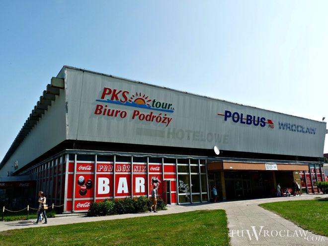 Dworzec PKS we Wrocławiu