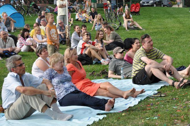 Długi weekend na Partynicach spędziło wielu mieszkańców miasta
