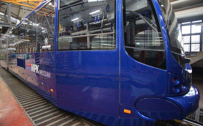 Specjalne tramwaje dojadą do Hali Stulecia