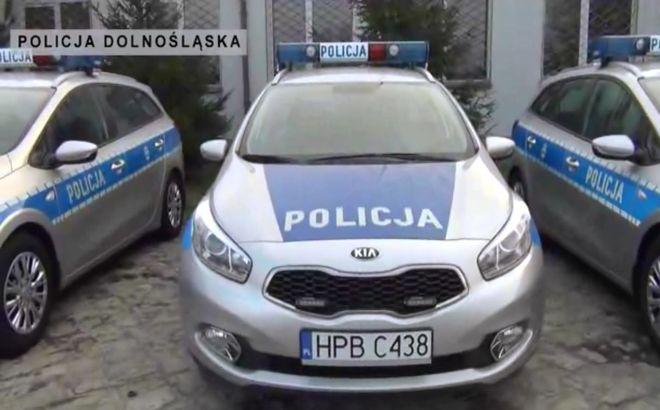 Policja prowadzi swoje działania w całym regionie