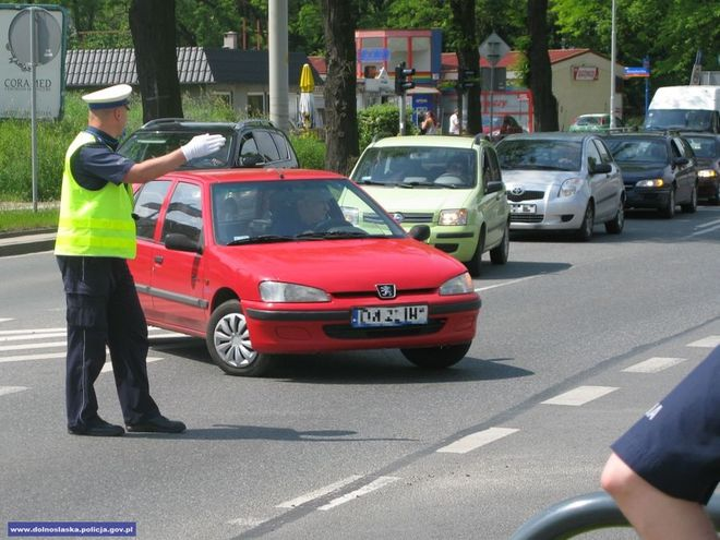 Policjanci opowiadali o bezpieczeństwie na drodze