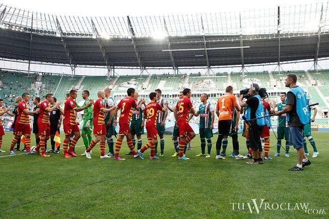 Wrocławianie w lidze przegrali z Jagiellonią 2:3