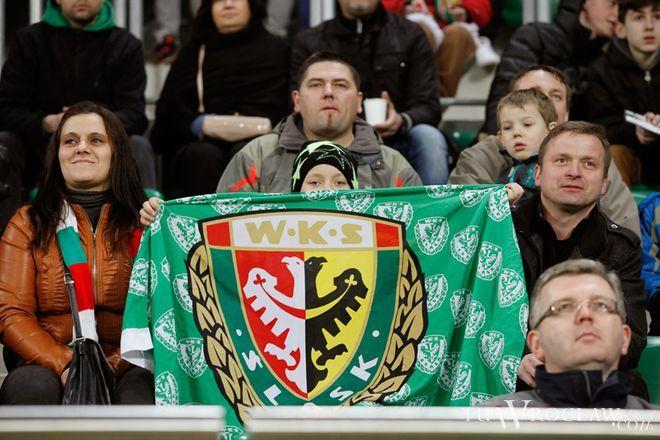 Fani czekają już na kolejny mecz WKS na własnym stadionie