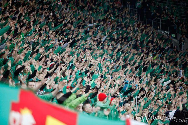 Nie wszyscy kibice na meczu Śląsk-Legia byli trzeźwi