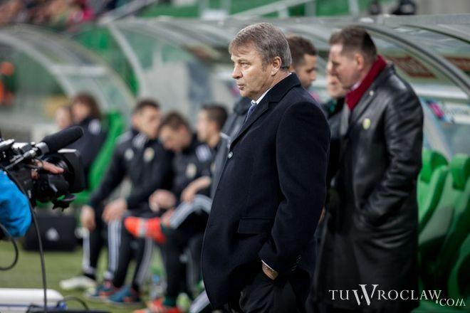 Trener Tadeusz Pawłowski zaprasza na Partynice