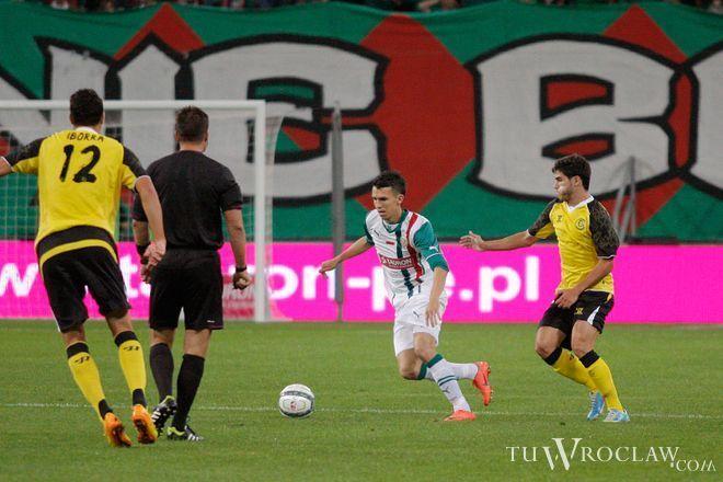 Rewanżowy mecz przeciwko Sevilli był ostatnim występem Soboty w barwach Śląska