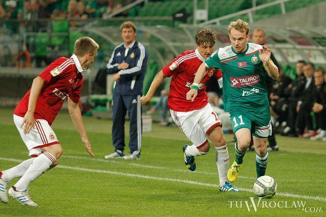 Mecz przyjaźni Śląska z Wisła już na początku sierpnia. Ostatnio w maju górą był WKS