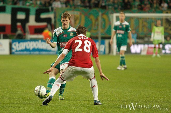 Tadeusz Socha nie może zawieść w meczu z Wisłą