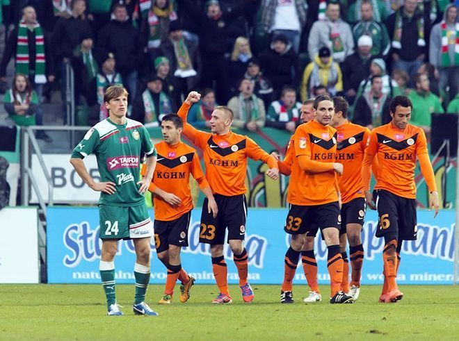 W ubiegłym sezonie Zagłębie wygrało przy alei Śląskiej 2:0