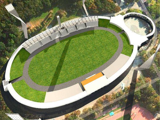 Przebudowany na World Games 2017 Stadion Olimpijski