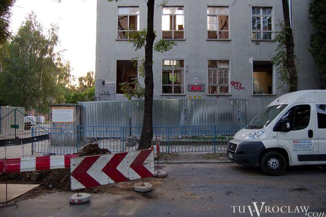 Szkoła podstawowa nr 47 przy ul. Januszowickiej niedawno przeszła remont