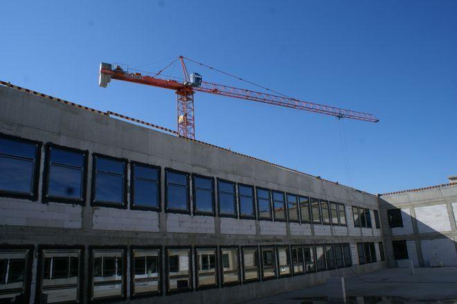 Budowa zakończy się na początku 2014 roku