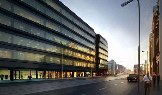 Wrocławskie centrum HP juz wkrótce przeprowadzi się do kompleksu Dominikański