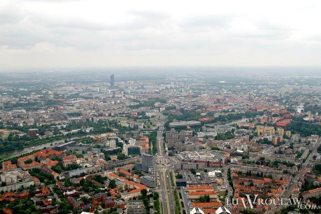 Do zatrzymania ''szybomyjów'' doszło w rejonie placu Grunwaldzkiego