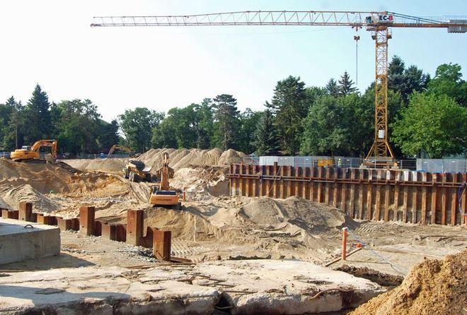 We wrocławskim ZOO trwa budowa Afrykarium