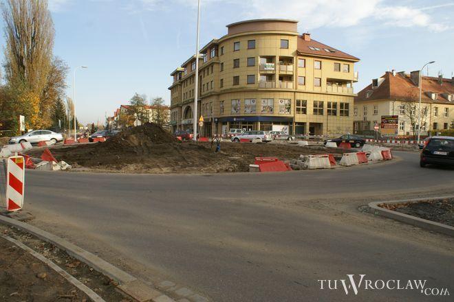 Przebudowa ulicy Zwycięskiej trwa już kilkanaście miesięcy