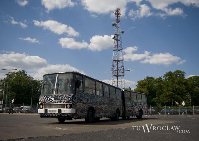 W zajezdni MPK przy ul. Grabiszyńskiej wkrótce przestaną stancjonować autobusy