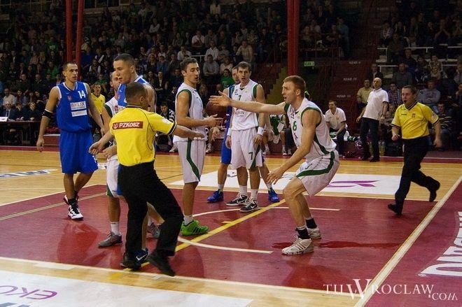 Koszykarzy Śląska na własnym parkiecie zobaczymy dopiero w połowie kwietnia