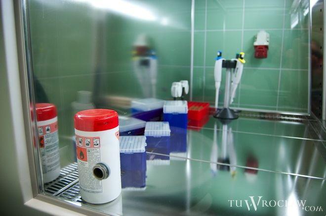 W kampusie przybywa nowych laboratoriów