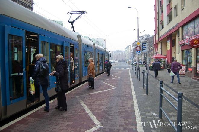 Przystanek wiedeński na ulicy Glinianej
