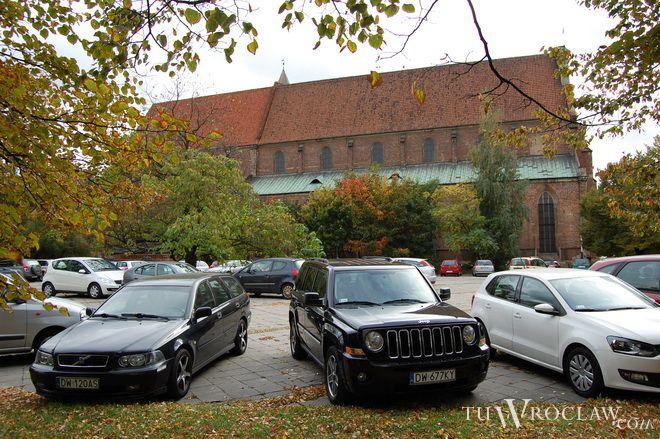 Rabusie działali w centrum Wrocławia