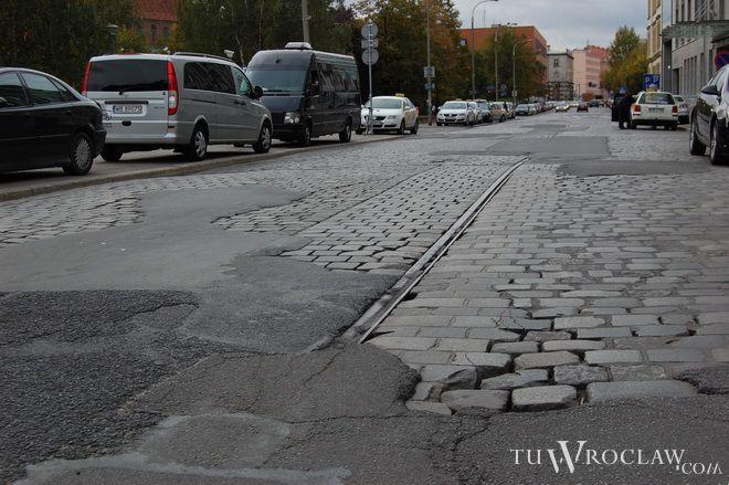 Ulica Purkyniego ma w przyszłym roku całkowicie zmienić swoje oblicze