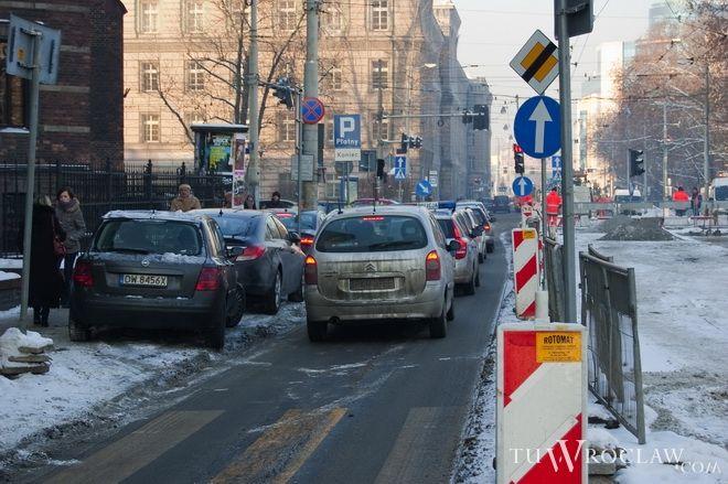 Od soboty będzie można już normalnie przejeżdżać przez skrzyżowanie