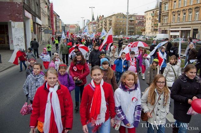 We Wrocławiu parady odbywają się tylko kilka razy w roku, ale nadchodząca będzie pierwszą muzyczną