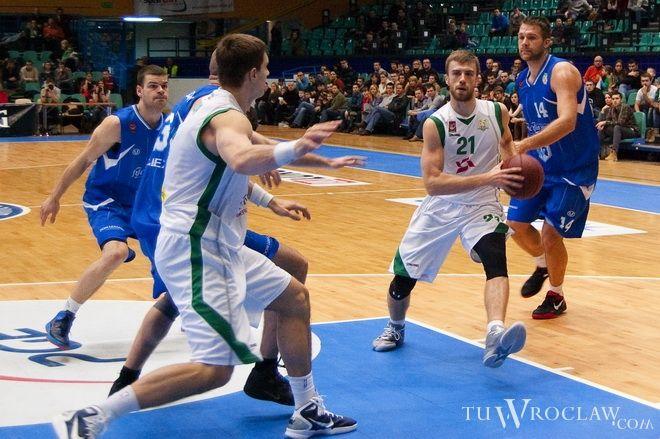 Koszykarze Śląska są nadal nie do zatrzymania dla przeciwników