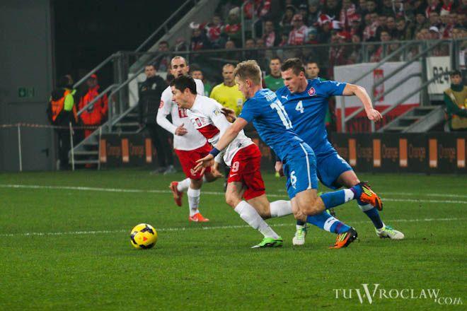 Niestety Roberta Lewandowskiego w meczu z Czechami nie zobaczymy