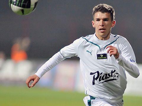 Waldemar Sobota w reprezentacyjnym debiucie strzelił gola